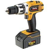 Power Tools Price Cuts Clarke CON18Ni 18V 1.7Ah Ni-Cad Cordless Combi Drill