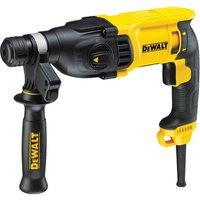 DeWalt DeWalt D25133K 26mm 3 mode SDS-Plus Hammer Drill (230V)