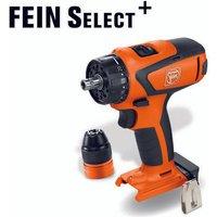 Fein Fein Select  ASCM12 12V 4 Speed Cordless Drill Driver  Bare Unit