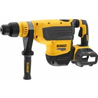 DeWalt XR FlexVolt DeWalt DCH733X2 GB 54V XR FLEXVOLT SDS Max Rotary Hammer With 2 x 9 0Ah Batteries