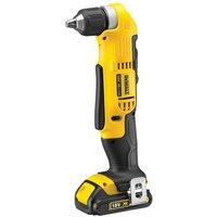 Power Tools Price Cuts DeWalt DCD740C1 - 18V XR Li-Ion 2-Speed Angle Drill with 1.5Ah Battery