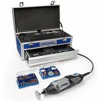 Dremel Dremel F0134000KF 4000 6 128 Platinum Edition Multi Tool Kit  230V