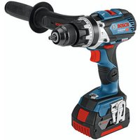 Bosch Bosch GSB 18 V 85 C Professional 18 V Combi Drill Driver with 2x5 0Ah Batteries and L BOXX
