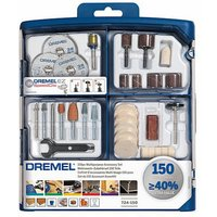 Dremel Dremel 2615S724JA 150 Piece Multipurpose Accessory Set