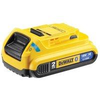 DeWalt DeWalt DCB183B 18V 2.0Ah Li-Ion Bluetooth Battery Pack