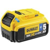 Dewalt Dewalt Dcb184b 18v 50ah Li Ion Bluetooth Battery Pack