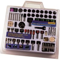 Machine Mart 216 Piece Rotary Tool Kit