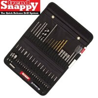 Machine Mart Xtra Trend SNAP/TH3/SET Snappy 60 piece Impact Driver Tool Set