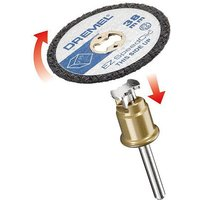 Dremel Dremel SC476 EZ SpeedClic Plastic Cutting Wheels 5 Pack