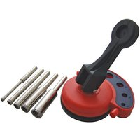 Machine Mart Diamond Core Tile Drilling Kit