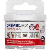 Dremel Dremel SC456B EZ SpeedClic Metal Cutting Wheels 12 Pack