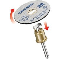 Dremel Dremel 2615S541J EZ SpeedClic Grinding Wheels 2 Pack