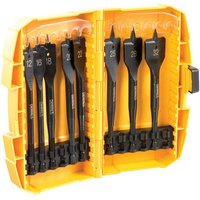 Price Cuts DeWalt DT7943B 8pc Extreme Flat Wood Drilling Bit Set