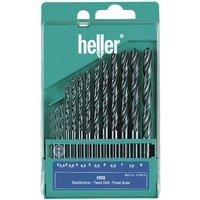 Heller Heller 13pce HSS Twist Drill Set for Metal