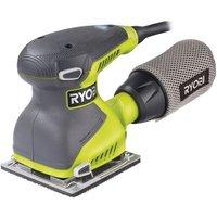 Ryobi Ryobi EOS2410NHG 240W 1 4 Sheet Palm Sander  230V