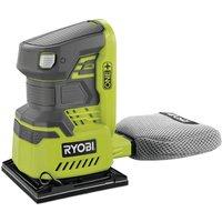 Ryobi One  Ryobi One  R18SS4 0 18V Cordless 1 4 Sheet Sander  Bare Unit