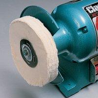 Machine Mart 6  Polishing Mop   40 Fold Pure Cotton
