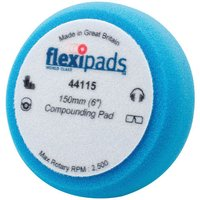 Flexipads Flexipads 44115 150 x 50mm Blue Medium Versatile Foam Pad