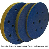 National Abrasives National Abrasives Interface Pads 150mm x 12mm Plain x2 pack