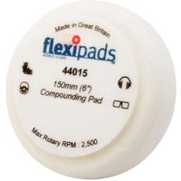 Flexipads Flexipads 44015 White Foam Pad (150x50mm)