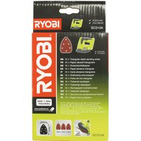 Ryobi Ryobi SCS10A 10 x Triangular Detail Sanding Sheets