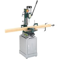 Record Power Record Power FM25 Floor Standing Mortising Machine  1  Cap  Sliding Table   Stand