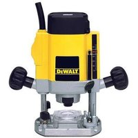 "DeWalt DeWalt DW615-GB - ¼"" Variable Speed Plunge Router 900W (230V)"