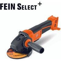 Fein Fein CCG18 125BLPD 125mm 18V Cordless Angle Grinder  Deadman Paddle     Bare Unit