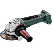 Metabo Metabo WB 18 LTX 125mm Cordless Angle Grinder  Bare Unit