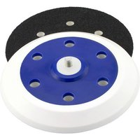 Flexipads Flexipads 32320 Backing Pad 5 16 for 150mm 6 Hole Sanding Discs