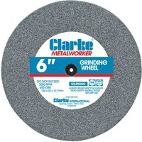 Clarke 6 (150mm) Medium Grinding Wheel