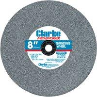 Clarke Clarke 8  200mm Medium Grit Grinding Wheel