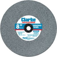 Clarke Clarke 8/200mm Medium Grit Grinding Wheel