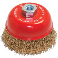 National Abrasives 100mm Crimped Wire Brush (M14)