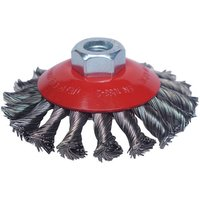 National Abrasives National Abrasives 100mm M14 Twist Knot Power Bevel Brush