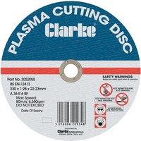 Clarke Clarke PD2 Plasma Cutting Disc (9)
