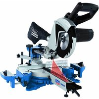 Scheppach Scheppach HM81 8 Compound Sliding Mitre Saw (230V)