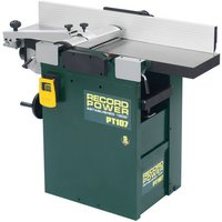 Record Power Record Power PT107 10  x 7  Heavy Duty Planer Thicknesser