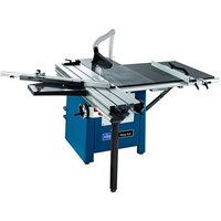 Scheppach Scheppach Forsa 4 0 Pro Panel Sizing Saw  Sliding Table Carriage  Table Width Extension   Scoring Unit    400V