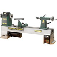 Record Power Record Power DML320 Cast Iron Electronic Variable Speed Lathe