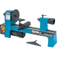 Clarke Clarke CWL325V 13  Wood Lathe with Electronic Variable Speed