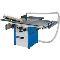Machine Mart Xtra Scheppach Precisa 4.0 Precision Sawbench With Sliding Carriage and Extension (230V)