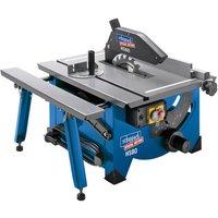 Machine Mart Xtra Scheppach HS80 8 Bench Top Table Saw