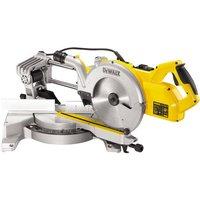 110 Volt DeWalt DWS778 250mm Compact Slide Mitre Saw (110V)