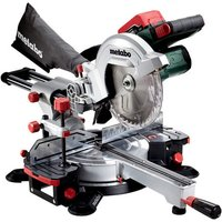 Metabo Metabo KGS 18 LTX 216 Cordless Mitre Saw with 2x5 5Ah Batteries