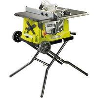 Ryobi Ryobi RTS1800EF G 1800W Table Saw and Wheeled Stand  230V