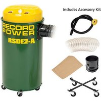 Record Power Record Power RSDE 2A Fine Filter 50 Litre Extractor with Auto Switching   HPLV