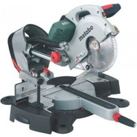 Metabo Metabo KGS254  254mm Compound Mitre Saw  230V