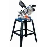 Scheppach Scheppach HM100LU 254mm Sliding Mitre Saw & Floorstand (230V)