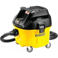 Machine Mart Xtra DeWalt DWV901L 30l Dust Extractor (110V)